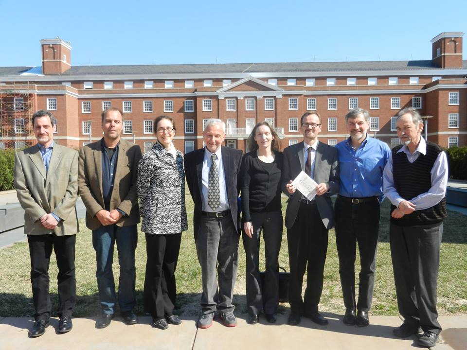 Fifth Anniversary Symposium of the Center for German Studies at UVa